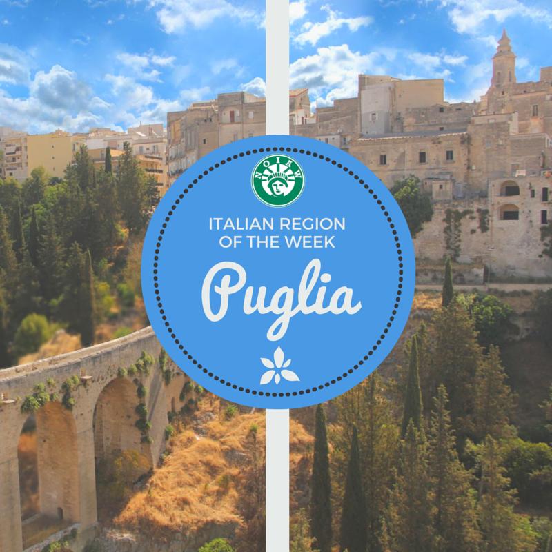 Puglia Graphic