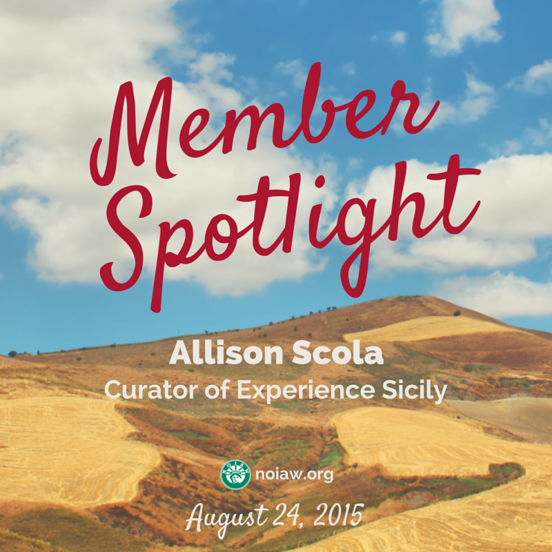 Allison Scola Member Spotlight