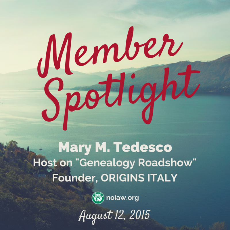 Mary Tedesco Member Spotlight (2)