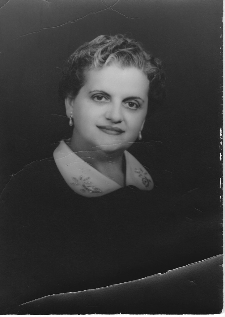 Leslie's Grandmother, Carmela