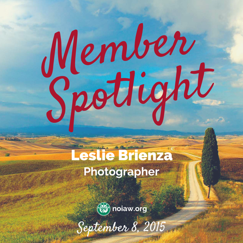 Leslie Brienza Member Spotlight (1)