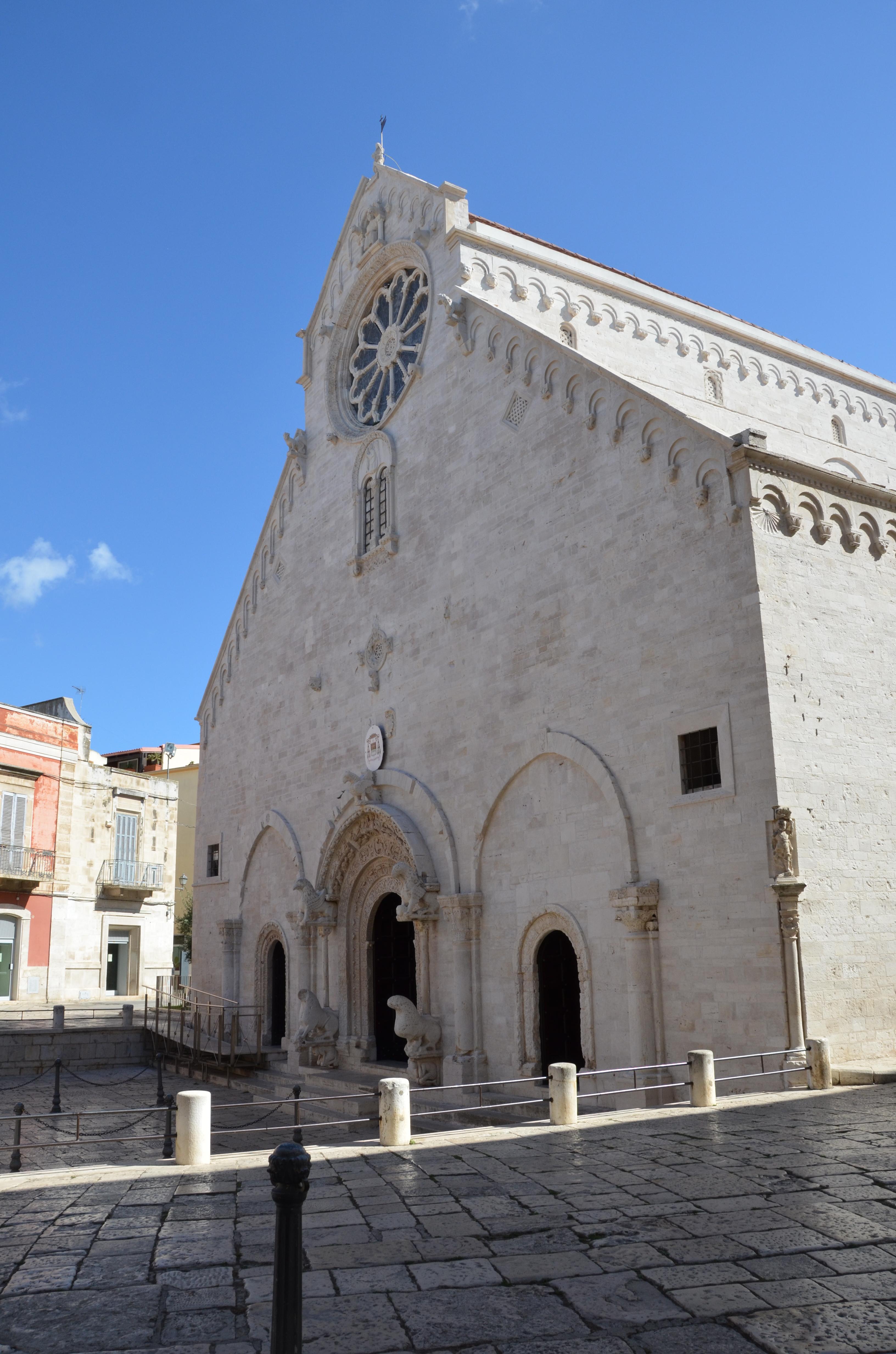 Cattedrale, Ruvo di Puglia, Puglia, Italy.