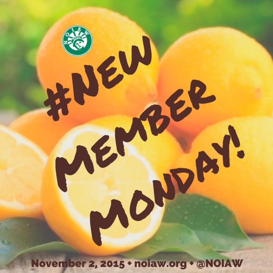 new membermonday