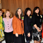 Hon. Rosa DeLauro, Maria Tamburri, Mary Lou Aleskie, Mary L. Pepe, Mary Paula Pizzicarola Scasino, and Jo-Ann Daddio-Larsen