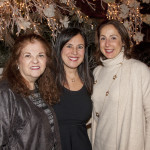 Council Members Joann Sicoli, Amy Cococcia and Julianne Recine