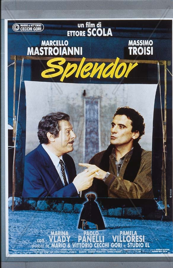 Splendor Italian Film Screening Reception