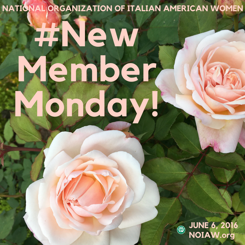 June New Member Monday