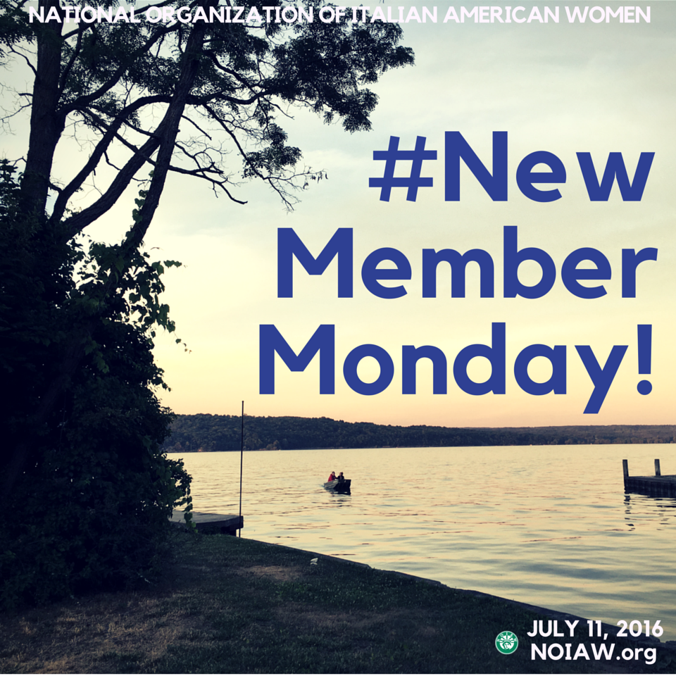 July New Member Monday