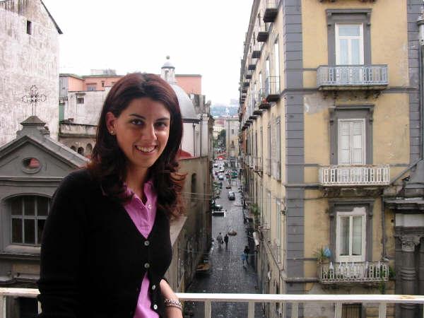Naples 2003