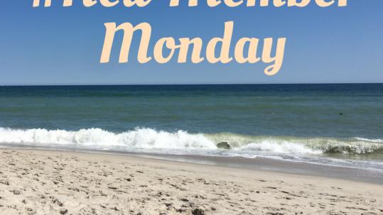 #New Member Monday (1)