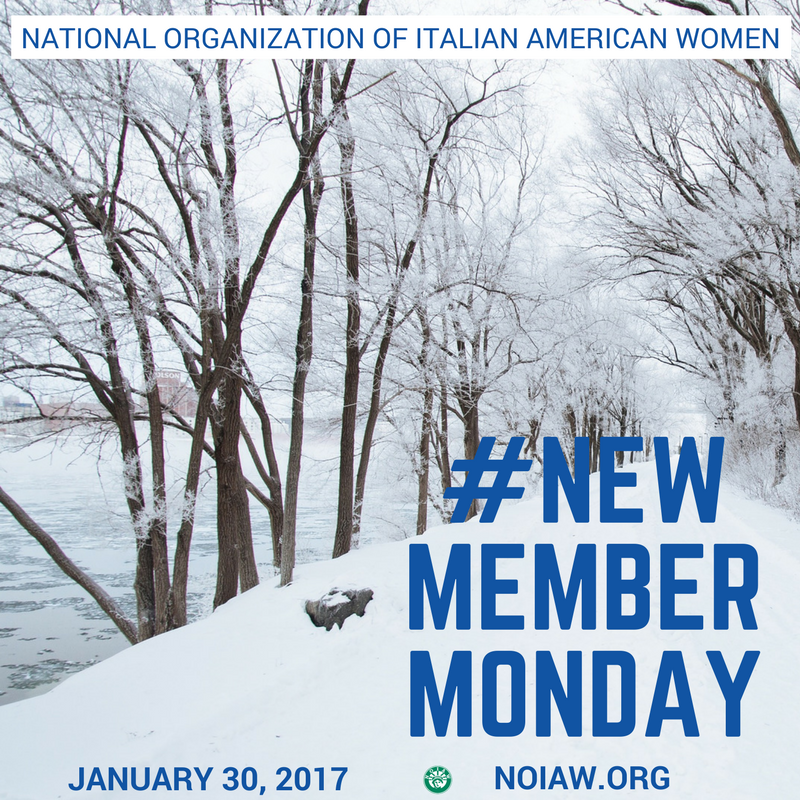 Jan 2017 New Member Monday