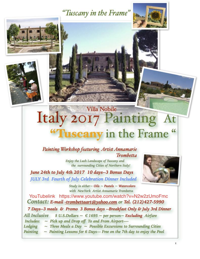 Italy Ad 2017 Annamarie Trombetta