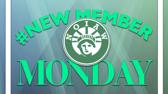 New Member Monday June