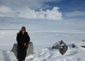 In Shishmaref by the Chukchi Sea
