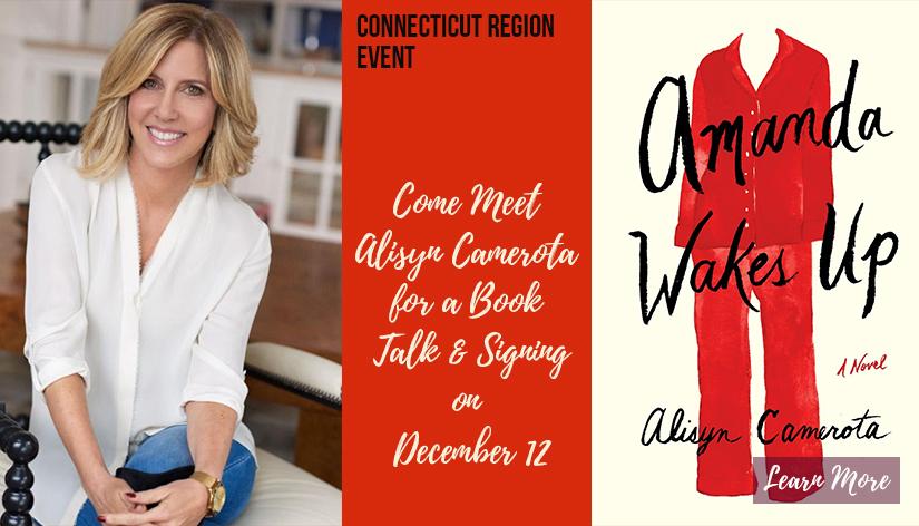 Alisyn Camerota Book Signing